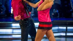 Strictly Come Dancing: The Favourites Suffer as Pixie Soars