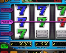 Super Sevens Super Jackpot at Casino Club Exceeds €880K