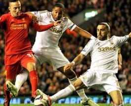 Swansea vs. Liverpool Betting Odds