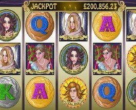 Tarot Fortune Progressive Jackpot at Virgin Casino Approaches £80K