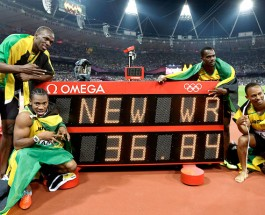 Breaking News: Team Jamaica Shatters Relay World Record