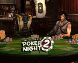 Telltale's Poker Night 2 is Out Soon
