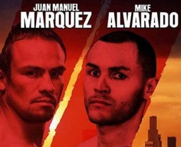 The Battle Of Juan Manuel Marquez Vs Mike Alvarado