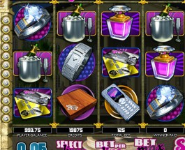 CasinoLuck's The Glam Life Jackpot Video Slot Offers €50K