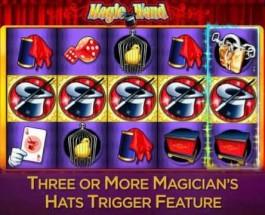 The Magic Wand of Jackpots