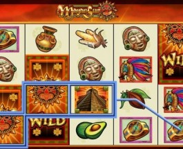 The New Mayan Sun Online Slot Game