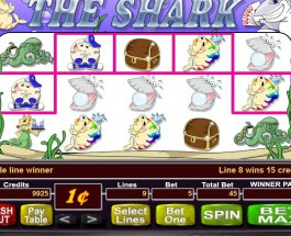 Bodog Casino's The Shark Video Slot Offers $44K
