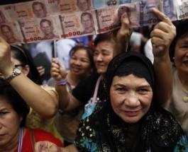 The Thai Baht Rises Alongside Stocks Amid Growing Confidence