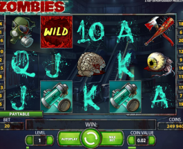 The Zombies Have Stolen the Online Jackpot