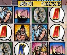 £1.2M Progressive Jackpot for Thor's Thunder at Paddy Power Casino