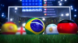 Three Teams Rule the FIFA World Cup