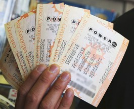 Three Tickets Share $448 Million Powerball Jackpot