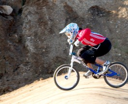 Three-Time World BMX Champion Ready for Olympic Gold