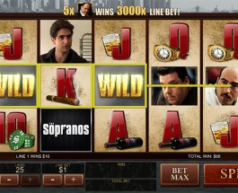 Titan Casino Picks The Sopranos as Game of the Week
