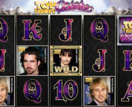 Top Trumps Celebs – a new online slot game for fans of the rich and famous