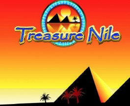 Treasure Nile Video Slots at Unibet Casino Offers $62K