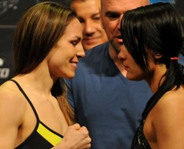 Try-Outs for The Ultimate Fighter 20