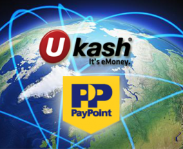 Ukash and PayPoint Partnership Makes Withdrawal Winnings Easy