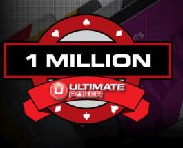Ultimate Poker Reaches Million Hand Mark