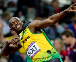 Usain Bolt Aims to Help Manchester United