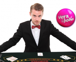 Vera&John to Launch Live Dealer Games