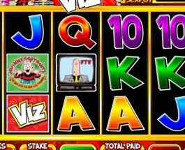 £270K Viz Video Slot Progressive Jackpot Available at Betfair Casino