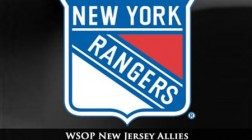 WSOP Becomes Online Gaming Partner of New York Rangers