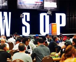WSOP Main Event Gets Underway