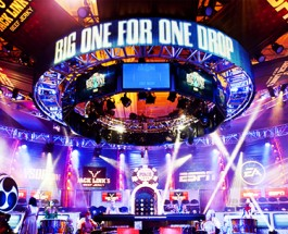 WSOP Raises Over $1.3 Million for One Drop