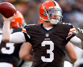 Weeden Back for Browns vs Raiders Match