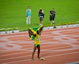 What are the Odds that Bolt will Break 2 World Records