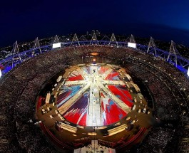 Breaking News: Who Closed The 2012 London Olympics!