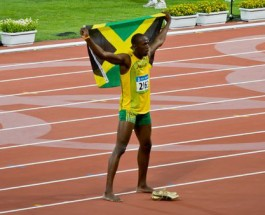 Breaking News: Will Bolt Win Gold in Tonight's 100 Meter Sprint