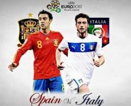 Will Italy Pull the Rug from Under Spain in Euro 2012 Final?