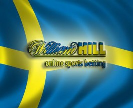 William Hill Launches in Sweden