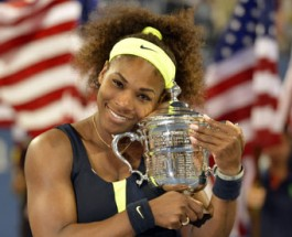 Williams Fights Back to Win US Open