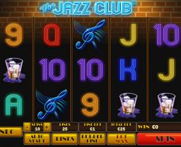 Jazz Themed Slots from Online Casino Software Developer
