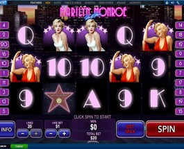 Win a Jackpot From Marilyn Monroe