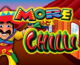 Win the Hot Jackpot on the new More Chilli Slot Game!