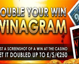 Winagram Promotion at Bet-AT.eu
