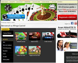 Winga Casino Welcomes Italian Players