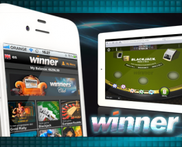 Winner Casino Launches Winner Mobile