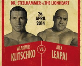 Wladimir Klitschko vs Alex Leapai – Match Preview
