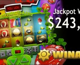 Woman Wins $243,261 Slots Jackpot at Online Casino