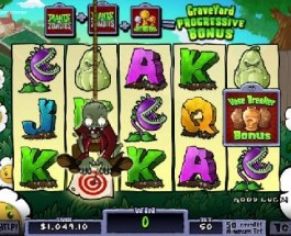 Plants vs Zombies Slot Player Wins £142,337