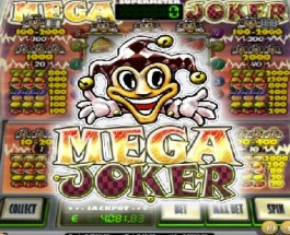 Mega Joker Player Wins €22,281 Progressive Jackpot