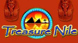 Treasure Nile Slot Rewards Player with £182,804 Progressive Jackpot