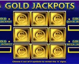 Gold Mega Jackpot Awards Player $570,953