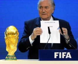 Following FIFA Scandal Punters Bet on World Cup Relocation