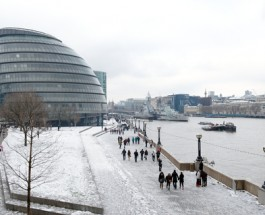 Would You Bet on a Cold UK Winter Season?